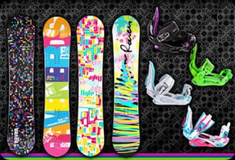 21859b0dd Snowboarding - Fotoalbum - Snowboardy - snowboard-komplety-raven